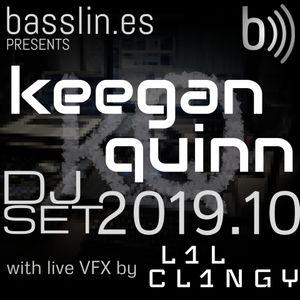 DJ Set 2019.10 // original electronic mix