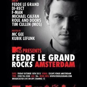 Funkerman - Live @ Escape Venue Amsterdam (Netherlands) 2013.10.18.