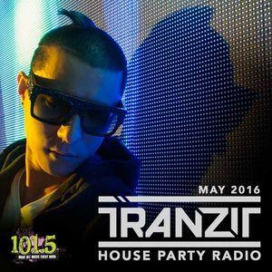 DJ Tranzit Live 101.5 FM (Phoenix, AZ) May 2016