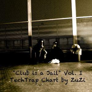 "MixTape ""Club is a Jail"" 13 Tracks Mixed by ZuZi (Full Mp3 Mix)"