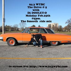 The Drive @ 5 Smooth Mix Part 1 WYBC 94.3,Funky soulful disco mix..