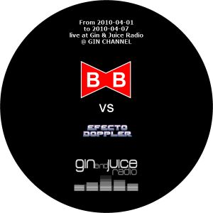 Bitch Bros vs Efecto Doppler - Drunk Sessions Vol 8 for Gin & Juice Radio