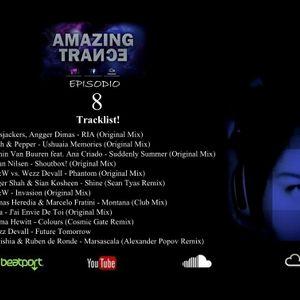 Amazing Trance - Episodio 8 Marzo 2012