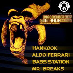 MTG Exclusive For The Breakbeat Show Mixed By Hankook - Aldo Ferrari - Bass Station - Mr Breaks