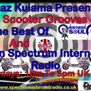 Scooter Grooves - The Best In Mod and Northern Soul - 8th July 2017