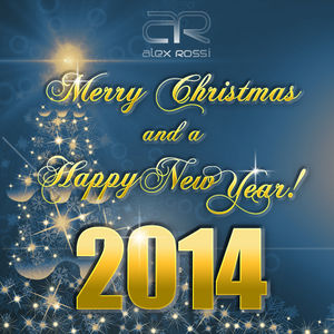 Alex Rossi - ✪ ✪ ✪ Merry Christmas and Happy New Year 2014! ✪ ✪ ✪