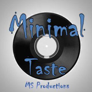 Minimal Taste  [ Minimal Techno DjSet]