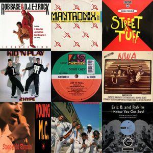 Old School Hip Hop Anthems : 1986-1989