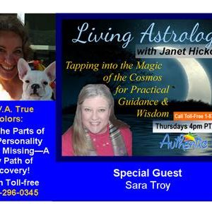Living Astrology: D.I.V.A. True Colors with Sara Troy