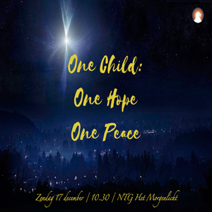 """One Child: One Hope, One Peace"" - Jordy Manikus 17-12-2017"