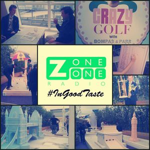 #InGoodTaste - Episode 4: Bompas & Parr Mini Golf Special