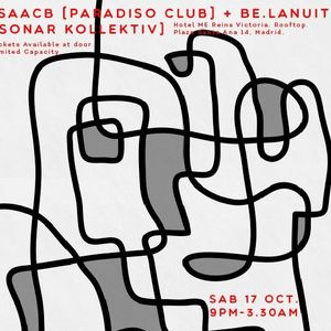 isaacb live at the roof 3hr17min | hotel ME reina victoria, madrid.