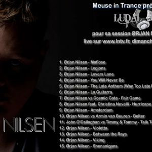 "AWIT episode 143 session special ""ØRJAN NILSEN"", live on LNTV.fr, sunday 22/02/15"