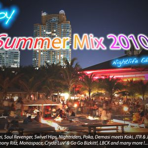 N'Joy - Summer Mix 2010 (Nightlife Edition)