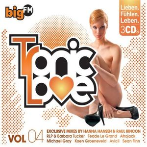 Tronic Love VOL.4 CD3 (Mixxed by Marco Belz)