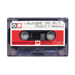Awesome Mix Vol 1 - Agent J Version (Guardians of the Galaxy)