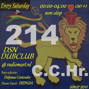 DSN DUBCLUB 214 CCHr @ www.radiomart.nl (2015.06.20)