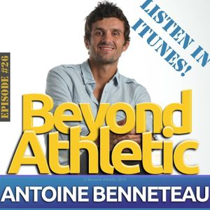 #26 How To Trust Yourself In The Moment with Antoine BENNETEAU