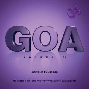 Goa Volume 54 (Mixed By Dj Eddie B) 2015