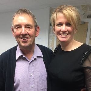 Breakfast with Keith and Ruth Bradshaw 6 Dec 2017 (guest Michelle Kinney) (Leyland Physiotherapy)