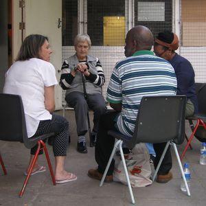 Interview with Ngoma Bishop and Rooda Abdillahi.