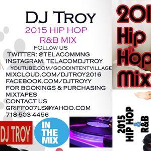 2015 Hip Hop And R&B Mix