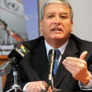 Walid Muaqqat - Embajador de Palestina en Uruguay y Argentina