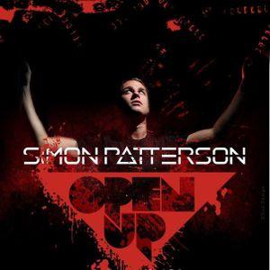 Simon Patterson – Open Up #126 (Second Sine Guestmix) (02.07.2015)