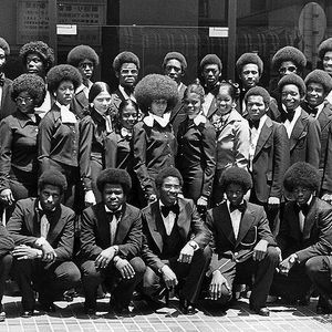 The original Kashmere Stage Band