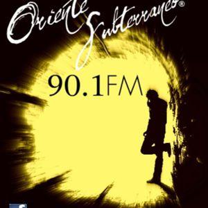 Oriente subterráneo entrevista a la banda Dopler programa transmitido el día 24 11 2011 por Radio Fa