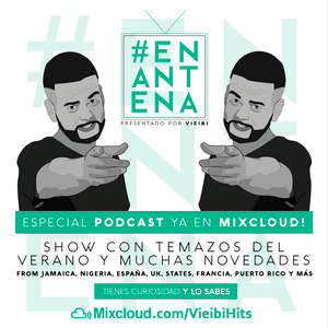 #ENANTENA - SPECIAL PODCAST FOR MIXCLOUD #1