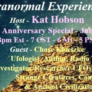 Paranormal Eaperienced with Kat Hobson 20160615  Chase Kloetzke