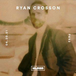 XLR8R Podcast 692: Ryan Crosson
