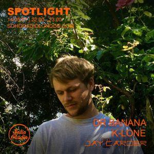The Spotlight with Jay Carder: K-Lone & Dr Banana (14/05/2021)