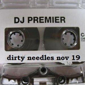 Dirty Needles - CJSW90.9fm - Nov.19.10