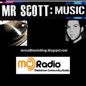 Mr Scott : Music - Show #1 - 22/05/11 - Melksham Community Radio