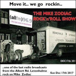 The Mike  Zodiac Rock'n'Roll Show 17_12_17
