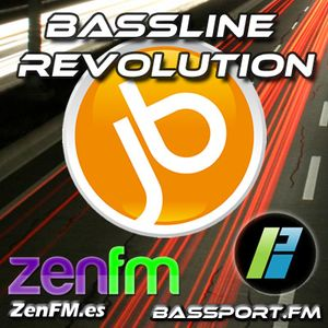 Bassline Revolution #17 10.04.13 Drum n Bass - Johnny B Guest Mix
