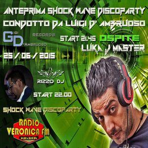 RADIO VERONICA FM SHOCKWAVE DISCOPARTY 25 - 06 - 2015