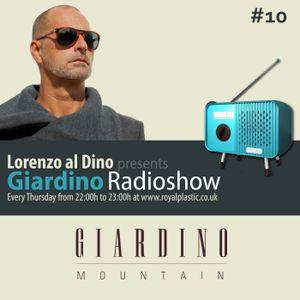 Giardino Radio Show LIVE from St. Moritz / Suisse (13.02.14)