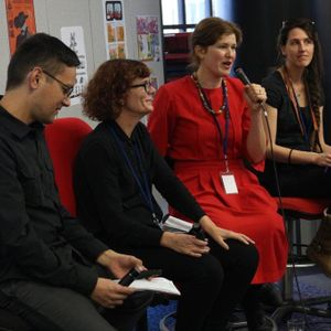 #comicfest2015 New Zealand Women's Comics with the editors of Three Words - podcast