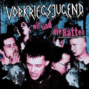 Vorkriegsjugend - Wir sind die Ratten (Full LP)