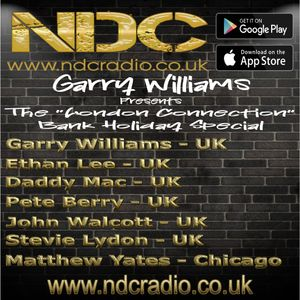 London TakeOver - Garry Williams NDC .