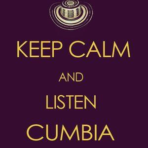 Keep Calm and Listen Cumbia!