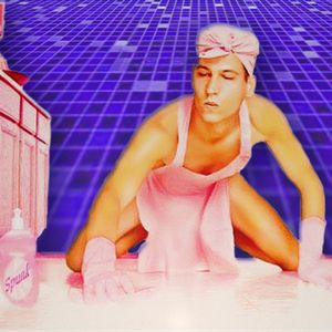 Springcleaning in a Gay-Disco (Down-Jackingfloor)