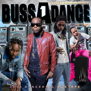 BUSS A ONE DANCE VOLUME TWO 2016 DANCEHALL MIXTAPE