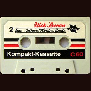 Nick Devon Live at Athens Winder Radio [June 2012]