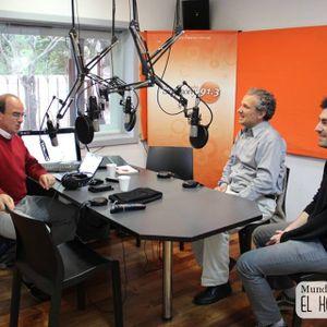 Juan Pablo Berra visitó El Hornero