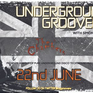 The Underground Groovers June Edition