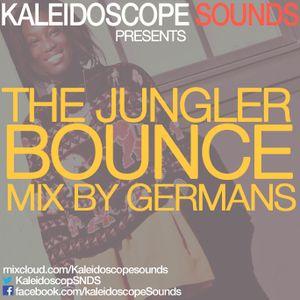 Kaleidoscope Sounds Mix Series | The Jungler Bounce | Julia from Germans